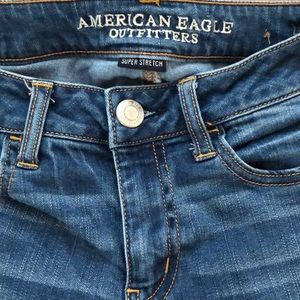 American eagle jeggings. Size 2. Super stretch.